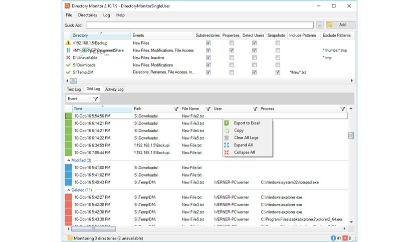 Directory Monitor Pro Crack With Full Version Free Download